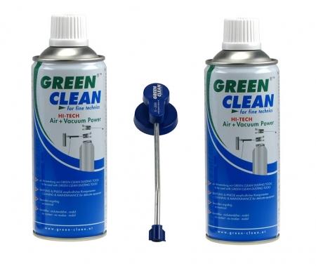Green Clean Starter Kit Hi Tech GS-2051 - Kit curatare
