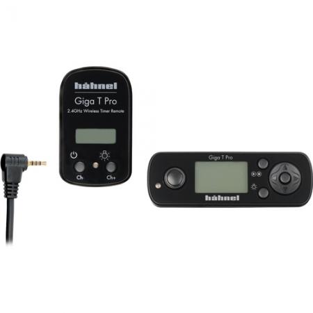 Hahnel Giga T Pro 2.4GHz - Declansator wireless cu timer pentru Olympus