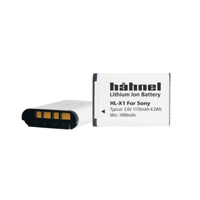 Hahnel HL-X1 - acumulator replace tip NP-BX1 pentru Sony DSC-RX100