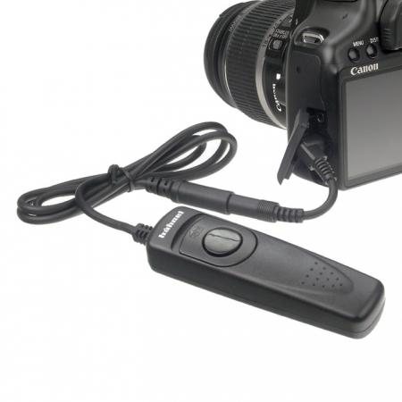 Hahnel HRC280 - Declansator cu fir pt DSLR Canon/Pentax