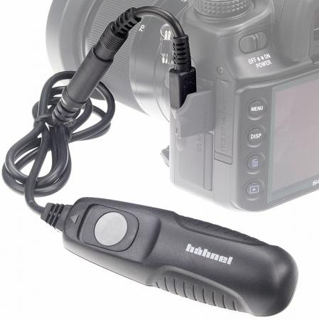 Hahnel HRS280 - Declansator cu fir pt dSLR Sony