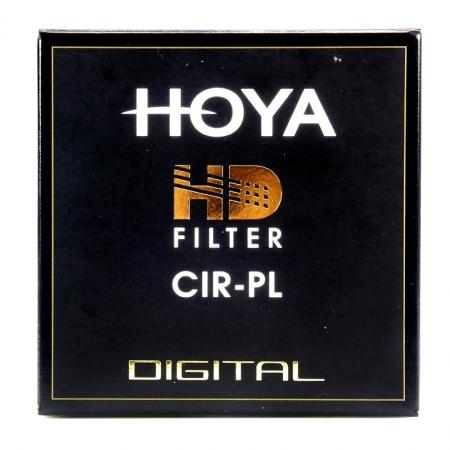 Hoya HD Polarizare Circulara (PRO-Slim)  52mm