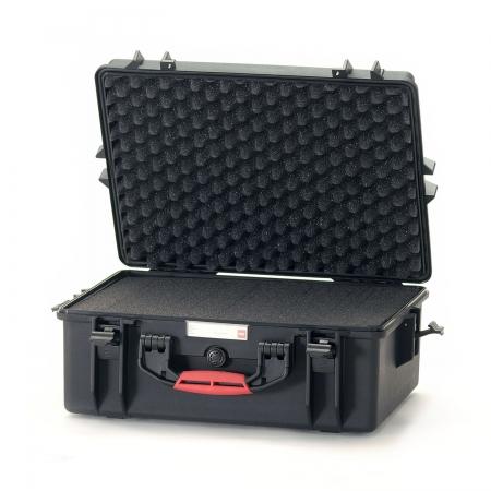 HPRC 2600C - Geanta foto rigida - Cu bureti de protectie interiori