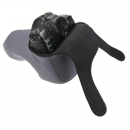 Husa Neopren pt aparat SLR Pro cu grip L