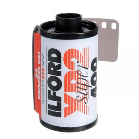 Ilford XP2 - film negativ alb-negru ingust (ISO 400, 135-24)