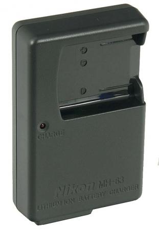 Incarcator original Nikon pentru acumulatori Li-Ion tip EN-EL10. Nikon MH-63
