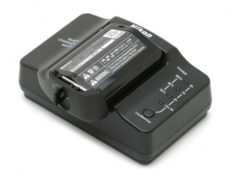 Incarcator rapid Nikon MH-21 pentru acumulatori tip EN-EL4a