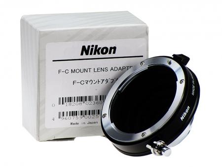 Inel adaptor Nikon F-C (de la montura F la C)
