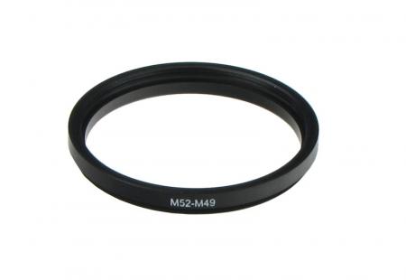 Inel reductie Step-down metalic de la 52-49mm