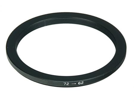 Inel reductie Step-down metalic de la 72-62mm