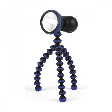 Joby GorillaTorch Original albastru - lampa lumina continua cu picioare flexibile