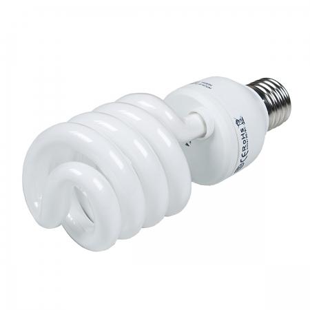 Kaiser #3110 - bec fluorescent 25W E27 ( Camelion C-T4-SP-25W-E27 )