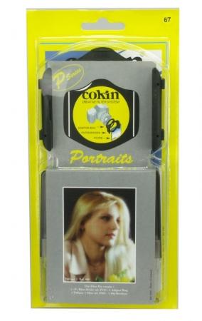 Kit filtre Cokin H501A-67 Starter Portrait P