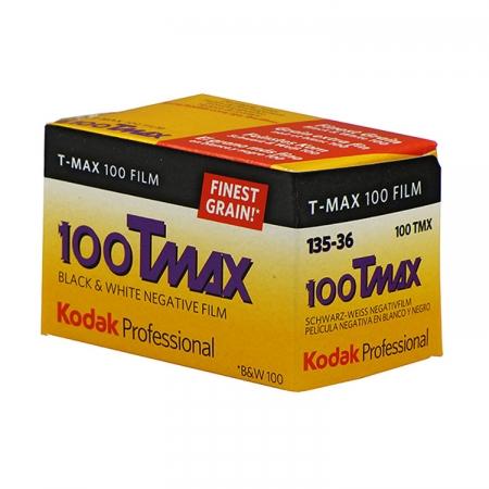 Kodak Professional TMAX 100 - film alb-negru negativ 35mm (ISO 100, 135-36)