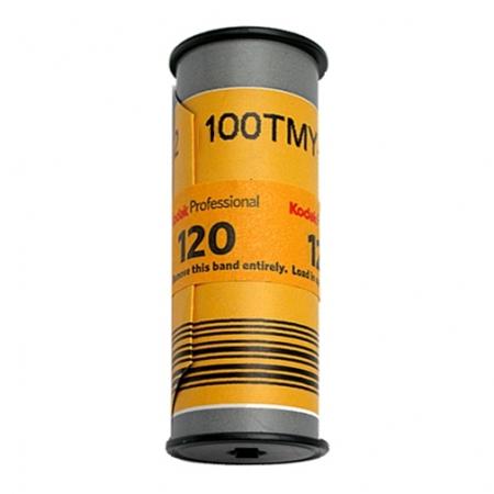 Kodak Professional TMAX 100 - film alb-negru negativ lat (ISO 100, 120)