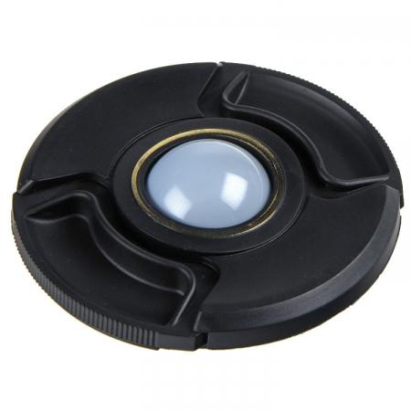 Lambency Lens Cap White balance 62mm - Capac obiectiv pentru Balans de alb