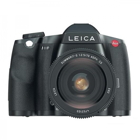 Leica S2 Black body - aparat digital format mediu
