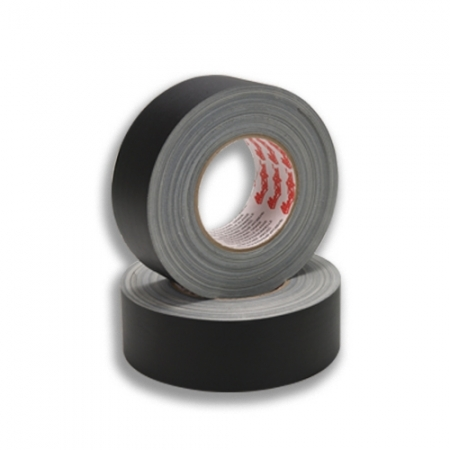 LeMark banda adeziva negru mat 50mm