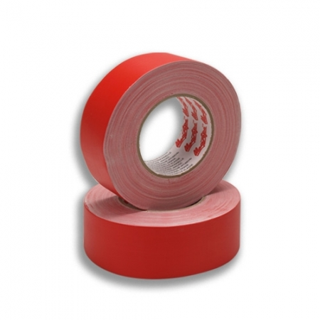 LeMark - Banda adeziva rosu mat 50mm