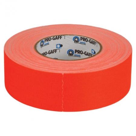 LeMark Fluo Pro-Gaff portocaliu 48mm - banda adeziva