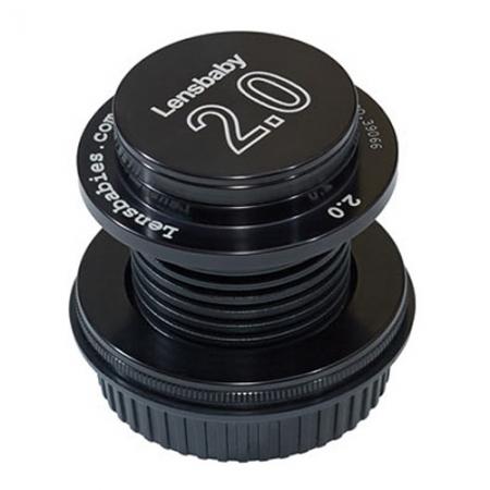 Lensbaby 2.0 pentru aparate reflex Contax/Yashica