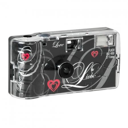 Love - Aparat foto de unica folosinta - 27 cadre / 400 ISO