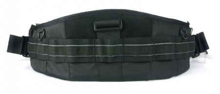 Lowepro Deluxe Waistbelt 9 Black - centura accesorii foto