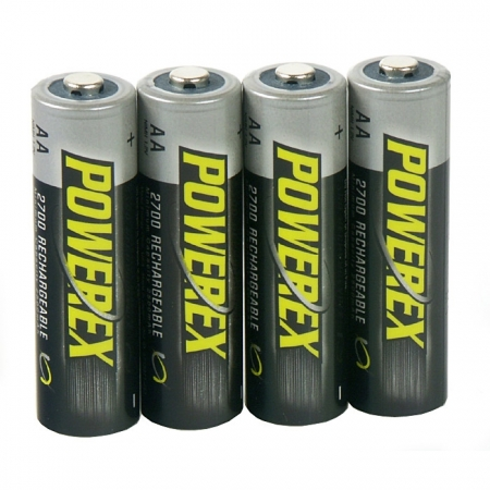 Maha Powerex - set 4 acumulatori R6 2700mAh bulk