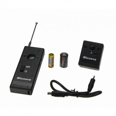 Micnova MQ-NW7 - Telecomanda Radio pentru Nikon D90,D5000,D7000,D5100, D3100, D3200