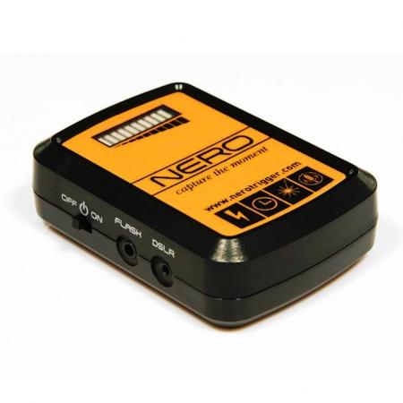 NERO MT-C2 - sound/light trigger pentru Canon 1100D/700D/70D/G1-X