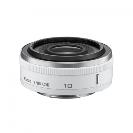 Nikon 1 NIKKOR 10mm f/2.8 alb