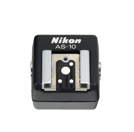 Nikon AS-10 TTL - adaptor pentru blitzuri multiple