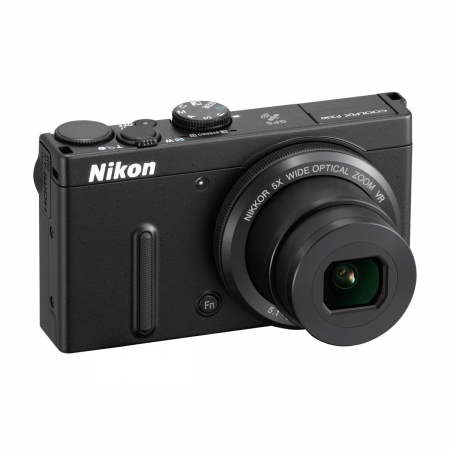 Nikon Coolpix P330 - negru
