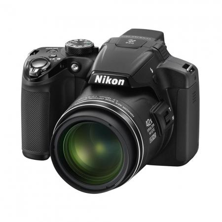 Nikon Coolpix P510 negru