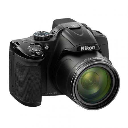 Alegerea echipamentului fotografic, în funcție de buget și necesități. Episodul 1. Aparate compacte Nikon-coolpix-p520-negru-25389-1