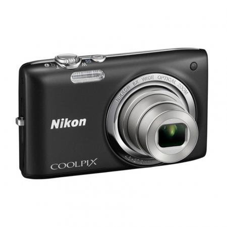 Nikon Coolpix S2700 - mic, stilat, la preț bunicel Nikon-coolpix-s2700-negru-25392-1