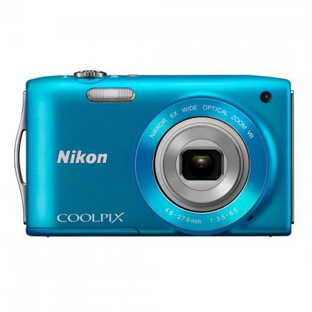 Nikon Coolpix S3300 albastru