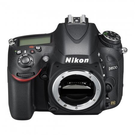 Alegerea echipamentului fotografic, în funcție de buget și necesități.  Episodul 2. Aparate DSLR Nikon-d600-body-23745-1