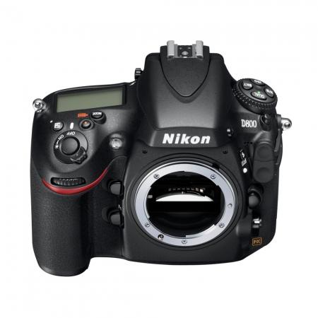 Alegerea echipamentului fotografic, în funcție de buget și necesități.  Episodul 2. Aparate DSLR Nikon-d800-body-21433-1