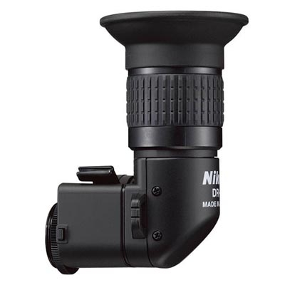 Nikon DR-6 Right Angle Viewing Attachement