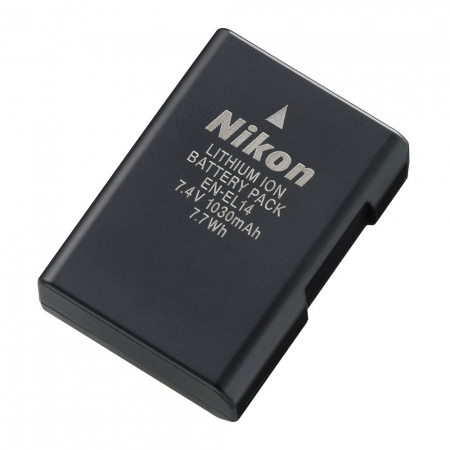 Nikon EN-EL14 - acumulator pentru Nikon D3100, D3200, D5100, P7000, P7100