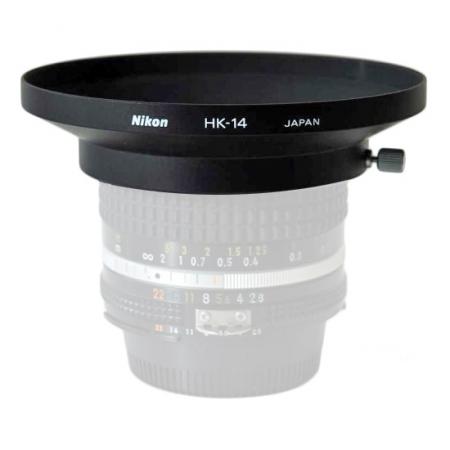 Nikon HK-14 - parasolar pentru Nikkor 20mm f/2.8
