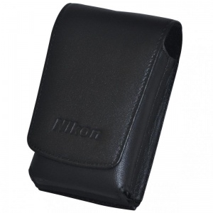 Nikon Leather Promo Pouch for S6200 ALM230101