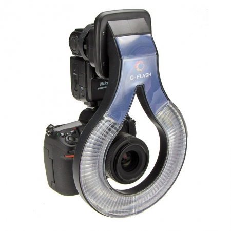 O-Flash F170 - Ringflash pt Canon EOS 5D / 10D / 20D / 30D / 40D / 50D (580 EX / EXII)