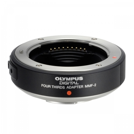 Olympus MMF-2 - adaptor de la  4/3 la Micro 4/3