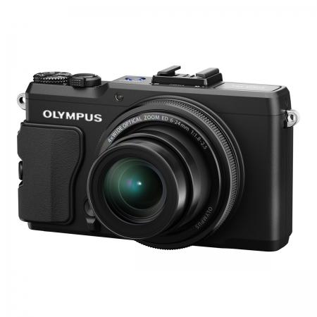 Olympus Stylus XZ-2 negru