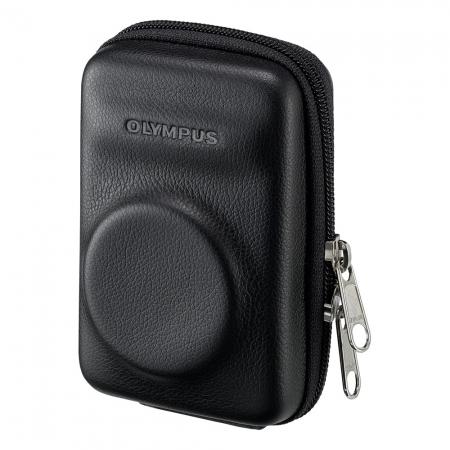 Olympus Traveller Hard Leather Case TRHLC-120 - husa rigida