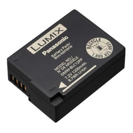 Panasonic DMW-BLC12E - acumulator original