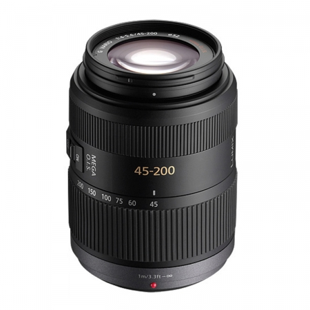 Panasonic LUMIX G VARIO 45-200mm f/4-5.6 OIS