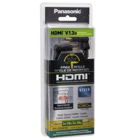 Panasonic RP-CDHF30 - cablu HDMI cap mobil, 3m